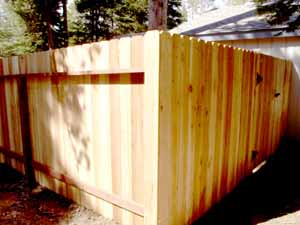 custom fencing from south shore fence company